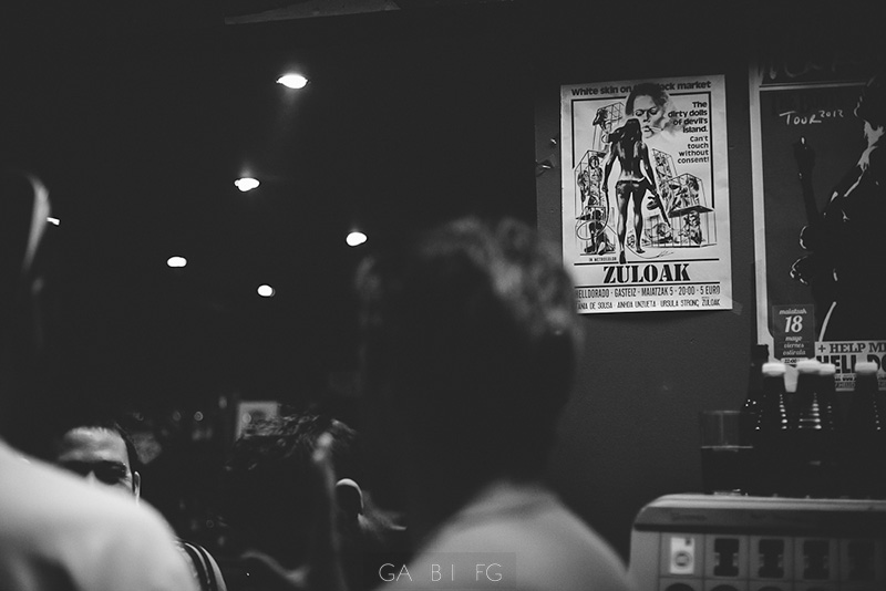 ffotografias en hell dorado concierto zuloak fermin muguruza vitoria-gasteiz rock concierto