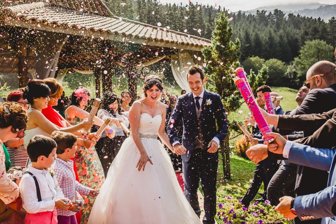 boda al aire libre Hotel Rural Etxegana Zeanuri Bizkaia Bilbao Barazar boda gabifg